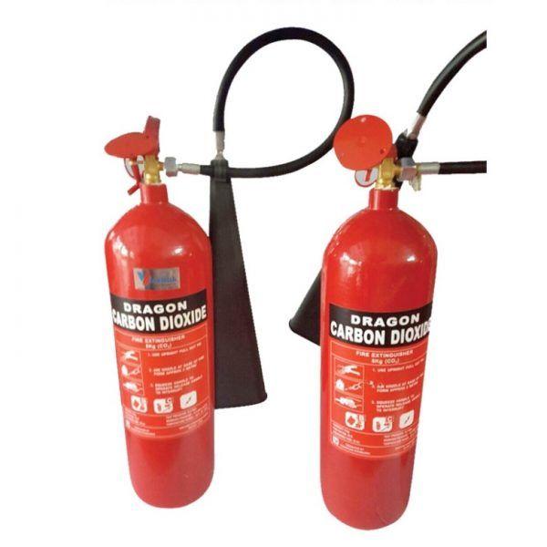 Bình chữa cháy, cứu hỏa khí CO2 5kg
