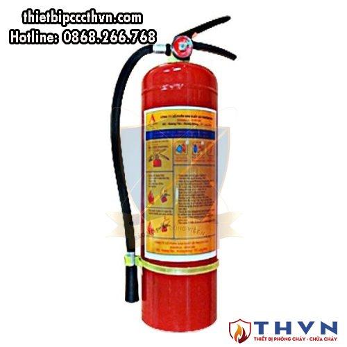 Bình chữa cháy bột BC, ABC 4kg MFZ4, MFZL4