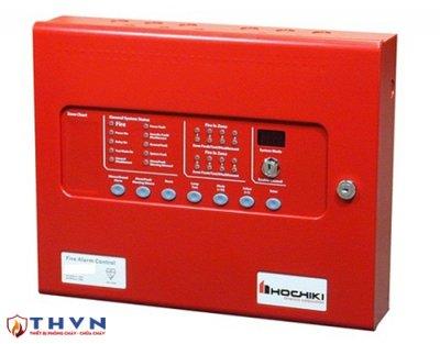 Tủ trung tâm báo cháy 2 kênh Hochiki HCV-2