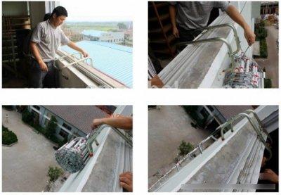 Cách chọn và sử dụng thang dây thoát hiểm tại nhà chung cư?