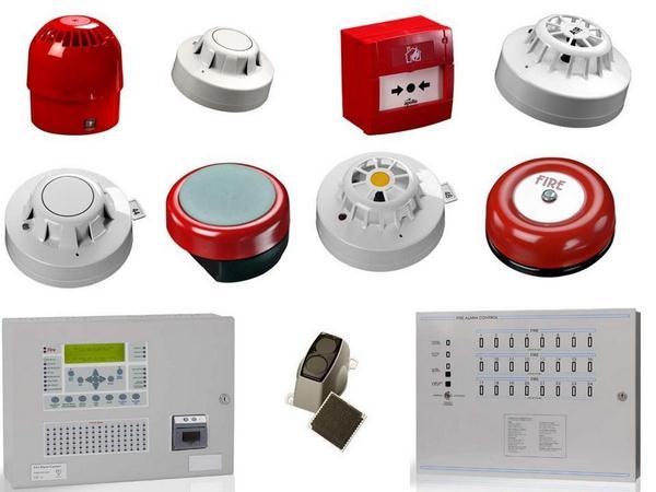 Tìm hiểu về thiết bị báo cháy đầu báo nhiệt trong hệ thống PCCC