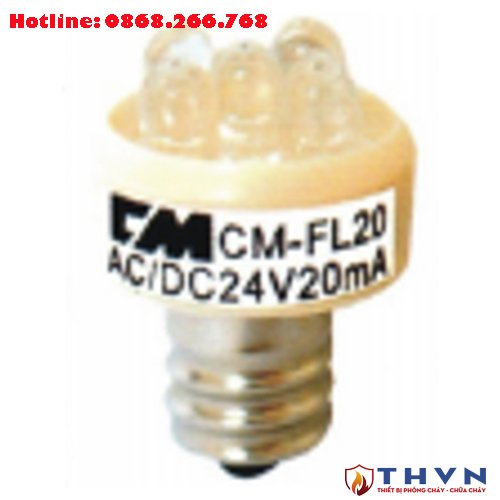 Đèn báo phát sáng LED Formosa FM-FL20