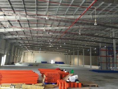 Thiết kế, thi công hệ thống phòng cháy chữa cháy (PCCC) cho nhà xưởng