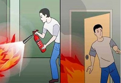 Hướng dẫn cách dập lửa an toàn nhanh chóng khi có hỏa hoạn xảy ra