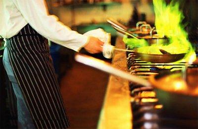 Hướng dẫn cách phòng cháy chữa cháy cho khu nấu ăn nhà bếp