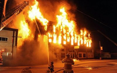 Khói đám cháy và những nguy hiểm tiềm ẩn từ khói độc hại