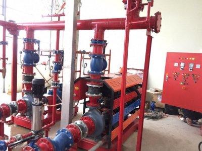 Quy trình bảo dưỡng máy bơm nước chữa cháy như thế nào?